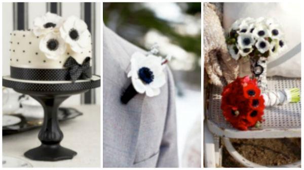 【创意主题婚礼】银莲花主题婚礼