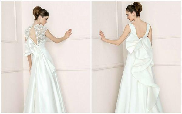 婚纱的浪漫,于褶皱与剪影中凸显!