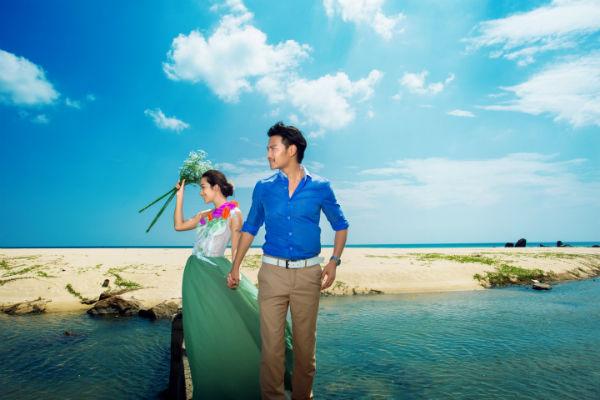 三亚旅拍海景婚纱照需要注意什么?