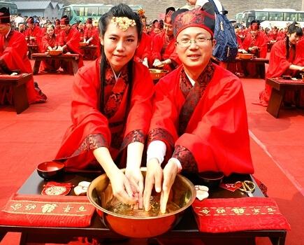 汉朝婚礼习俗知多少 不可遗漏的规矩