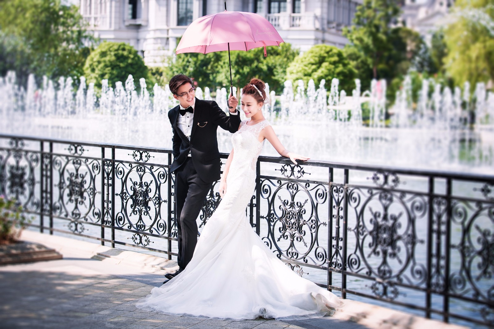 欧式婚礼风格当中,你都知道些什么呢?