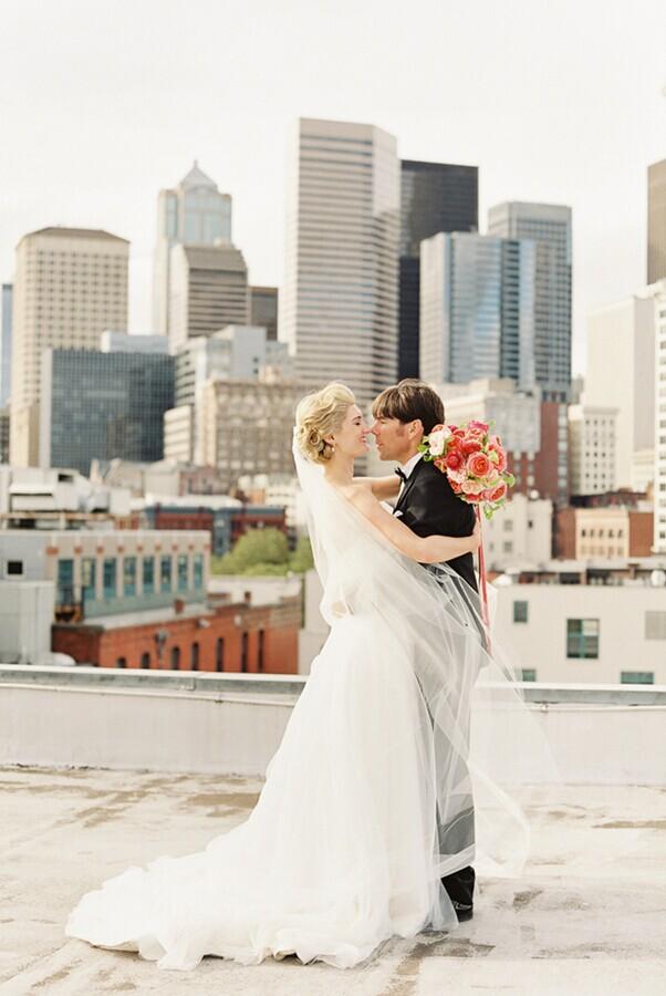 不同风格的婚纱摄影 看哪个是你的最爱