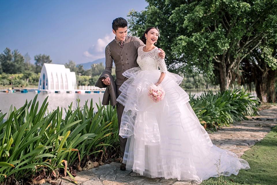 上海婚纱摄影哪家好?