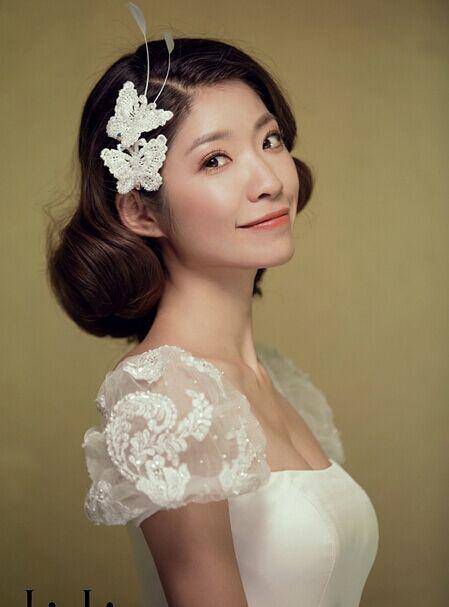 新娘头纱 婚礼头纱