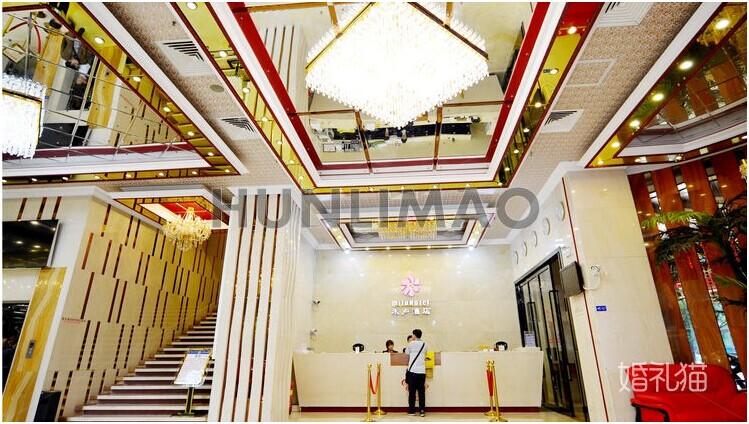 心痛血汗钱?看看这些最实惠省钱的广州婚礼场地