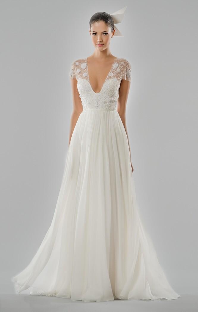 一生一次的婚礼 挑选婚纱礼服建议 婚礼猫