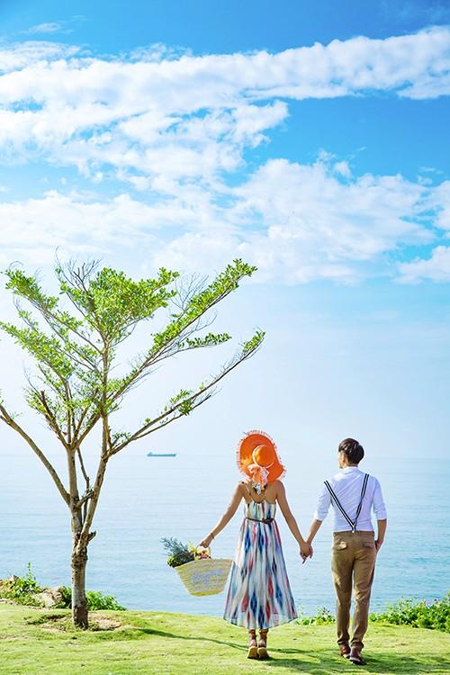 丽江和三亚哪儿旅拍好,关键要看你喜欢的风格