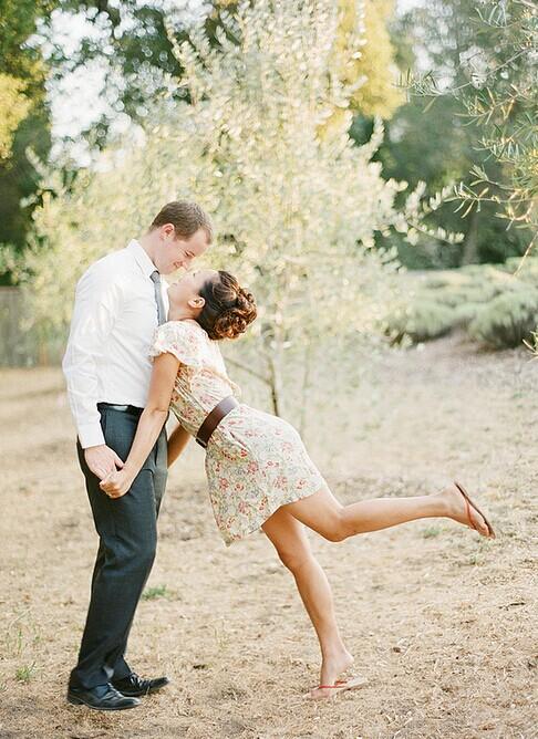 婚礼猫教你拍出最美婚纱照 摆poss有技巧