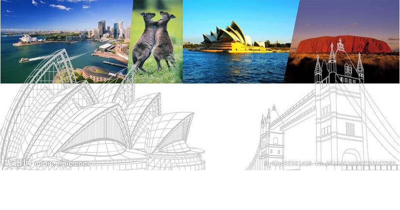 澳大利亚 蜜月旅游