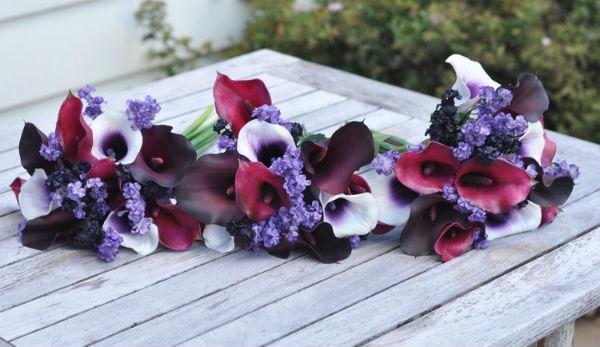 【婚礼鲜花】来瞄一瞄勃艮第婚礼鲜花