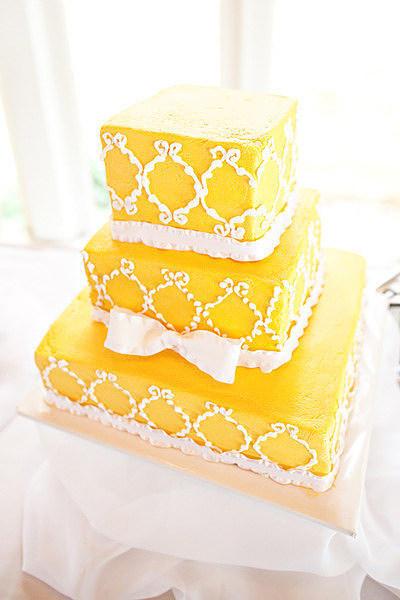 色彩主题婚礼策划 黄色打造浪漫时刻