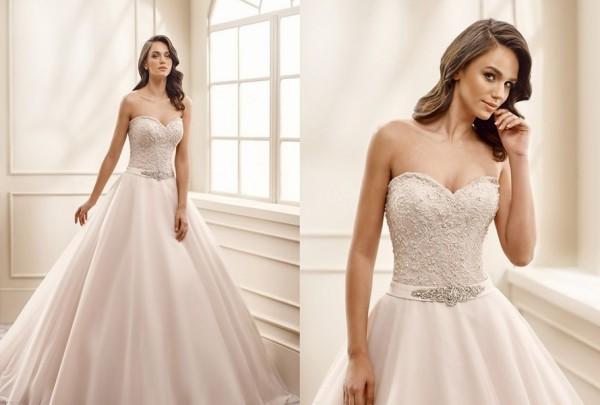 犹如公主般的典雅的婚纱,难道你不想要?