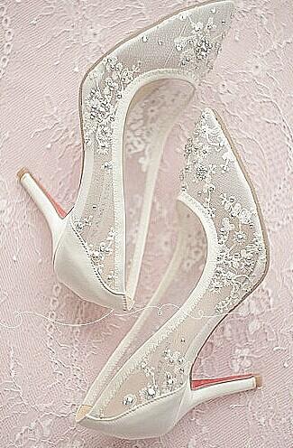 婚鞋的选购技巧 婚礼新娘鞋挑选有攻略