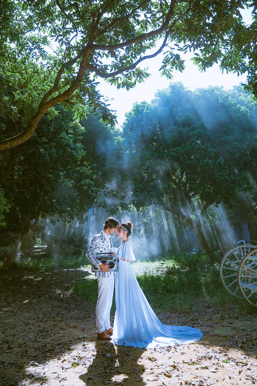 拍婚纱照误区,几大误区你记住了吗