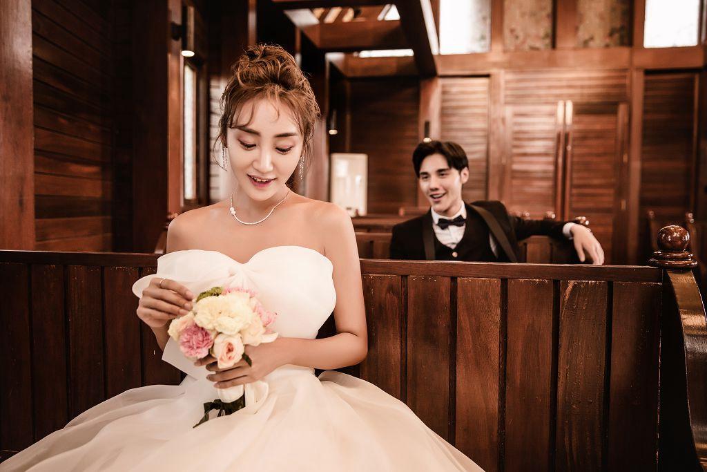 如何挑选租赁婚纱?