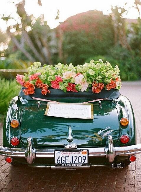 婚车接亲路线你安排好了