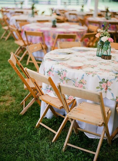 婚宴网小编强烈推荐中世纪风格的婚礼布置