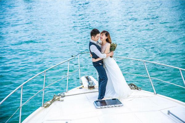想拍游艇婚纱照?这些注意事项务必了解