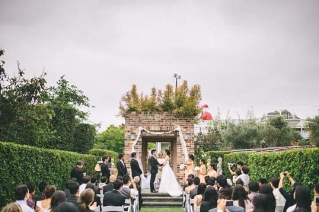 新人必知 户外婚礼突现尴尬事情如何处理 婚礼猫