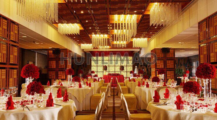 婚宴预定 婚庆酒店 婚礼场地