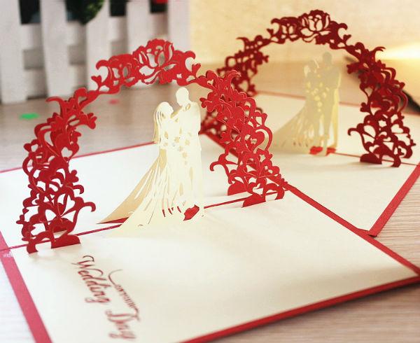 有哪些好看的婚礼请柬?好看又有创意的婚礼请柬