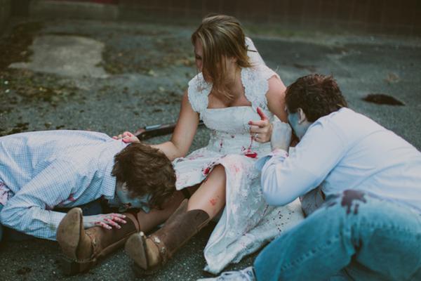 创意婚纱照玩法,敢不敢来试试?