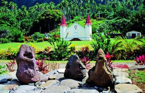 蜜月旅行看这里!太平洋最美海岛蜜月游 婚礼猫