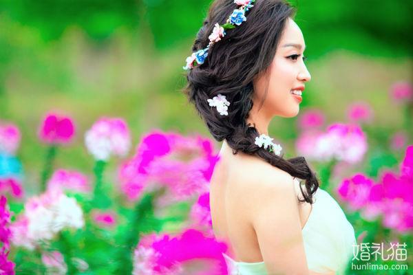深圳婚纱摄影教你微距婚纱照拍摄怎么玩