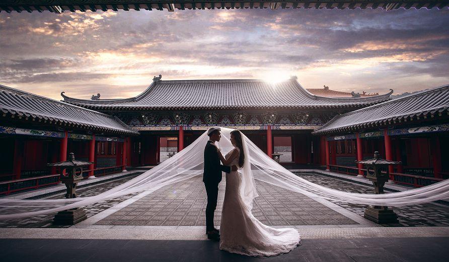 创意婚纱照的七大风格,婚纱照风格大全