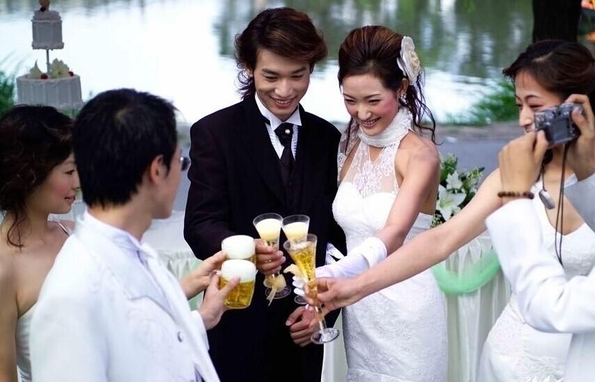 婚礼当天的闹洞房游戏攻略