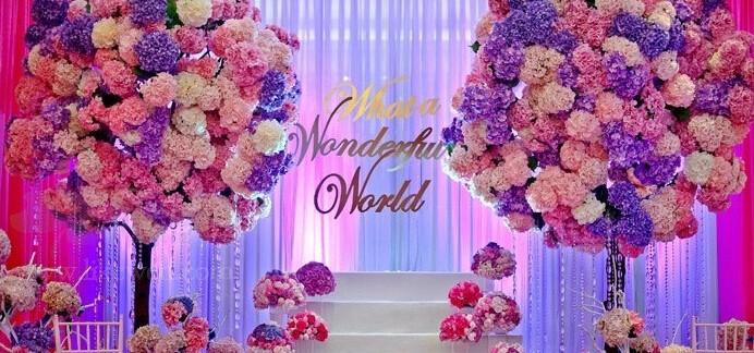 婚礼最常用十种鲜花花语 你都知道吗