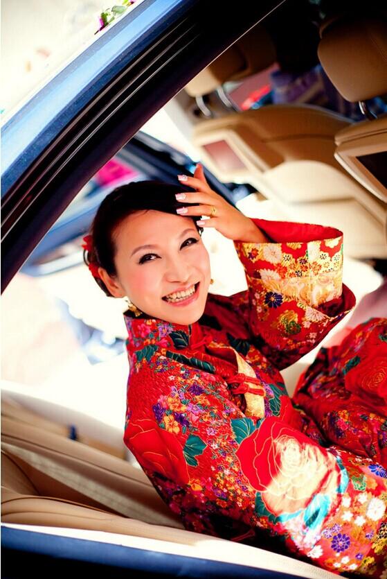 海外华人偏爱中国式结婚