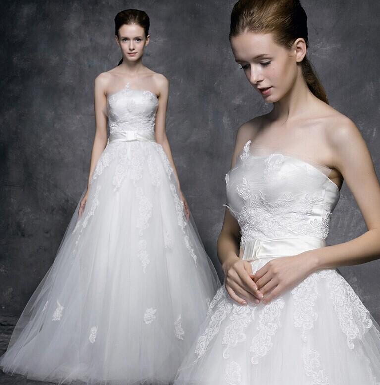 婚礼猫提醒新人必看 婚纱挑选全攻略<一>