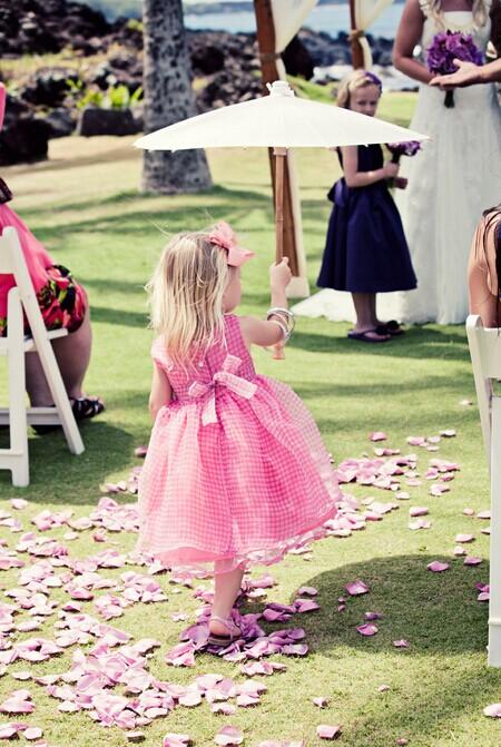 婚宴网告诉你婚礼花童要怎么选择