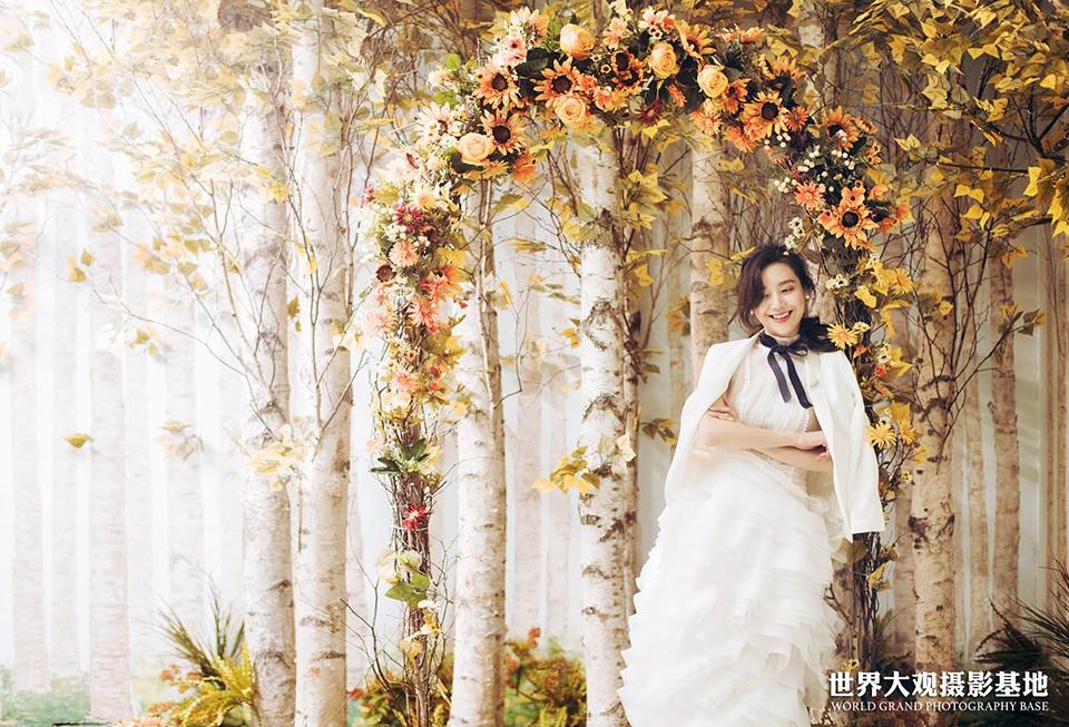 梅州拍婚纱照攻略,让拍摄婚纱照进行得更加的顺利
