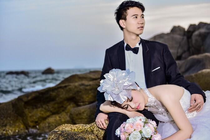 拍摄婚纱照前要做哪些工作?