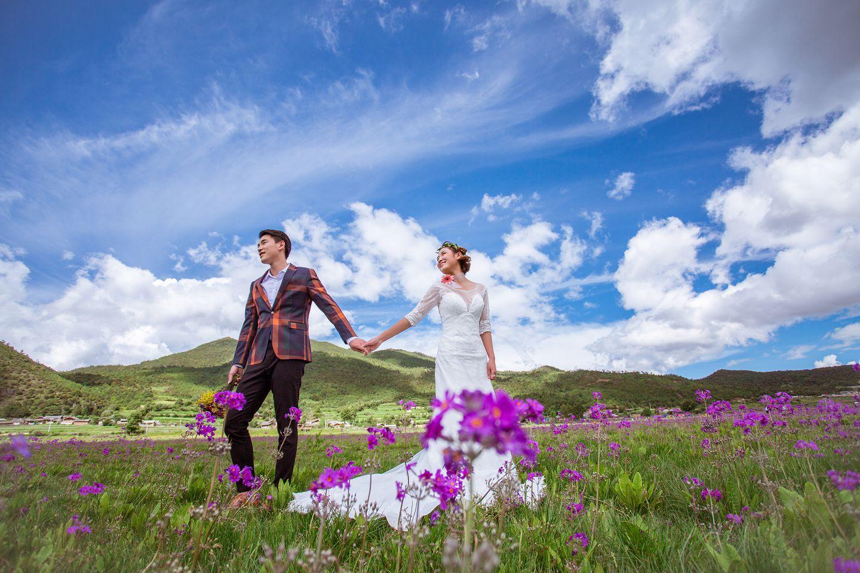 情侣照和婚纱照有什么区别,情侣写真不等于婚纱照