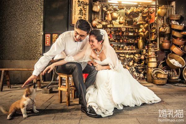 广州拍婚纱照哪个地方好?恩宁路,老广州的味道