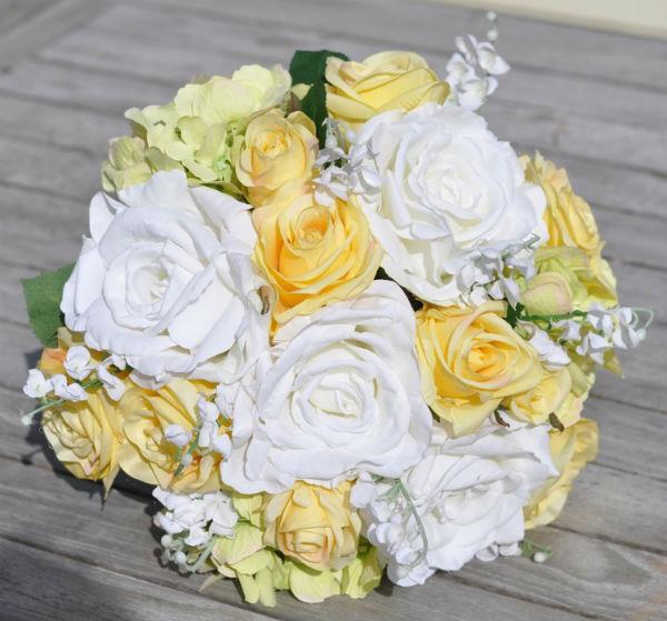 【黄色主题婚礼鲜花】充满阳光与活力的你怎么可以错过?