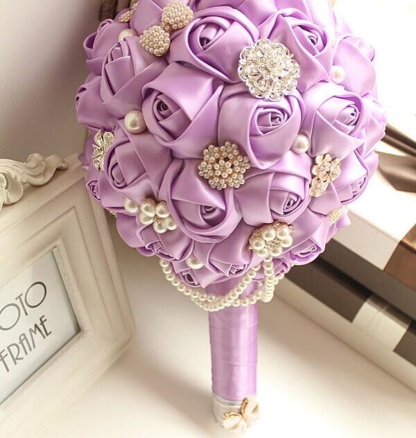 结婚攻略 优雅紫色婚礼主题