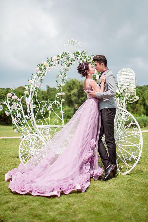 反串婚纱照是怎么样的?有哪些类型?