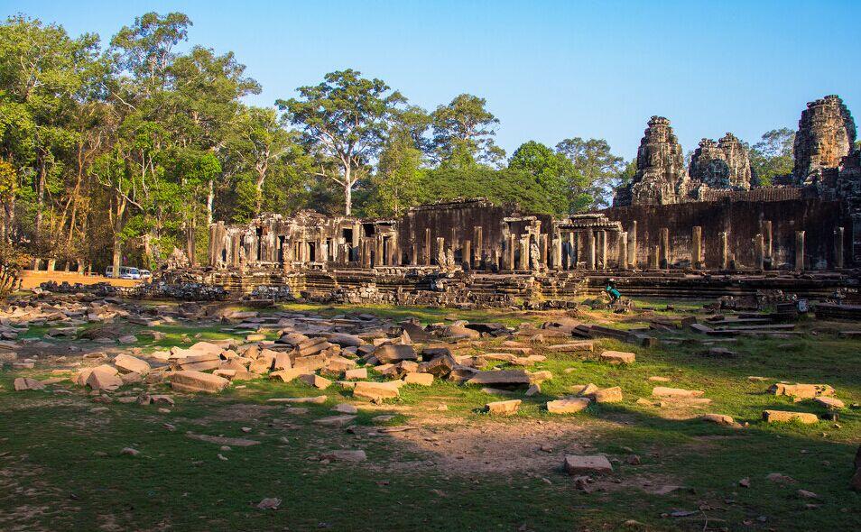 最佳蜜月圣地——柬埔寨蜜月之旅
