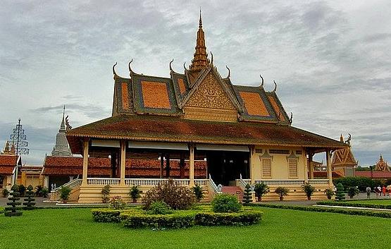 最佳蜜月圣地——柬埔寨
