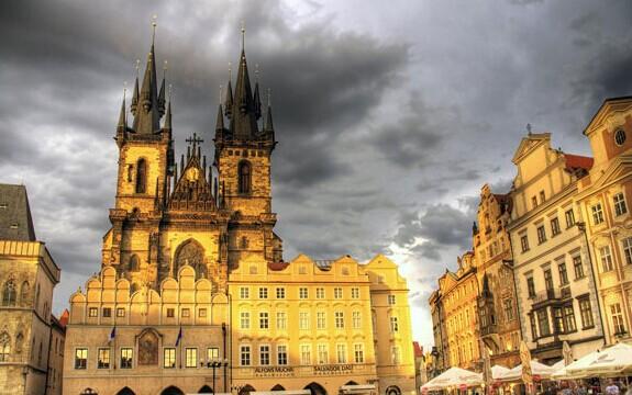 蜜月旅行逛东欧去 在东欧看世界风情