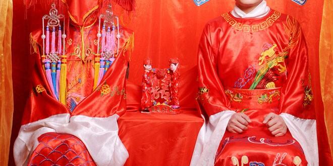 中华结婚信物 浪漫又含蓄的传统礼物