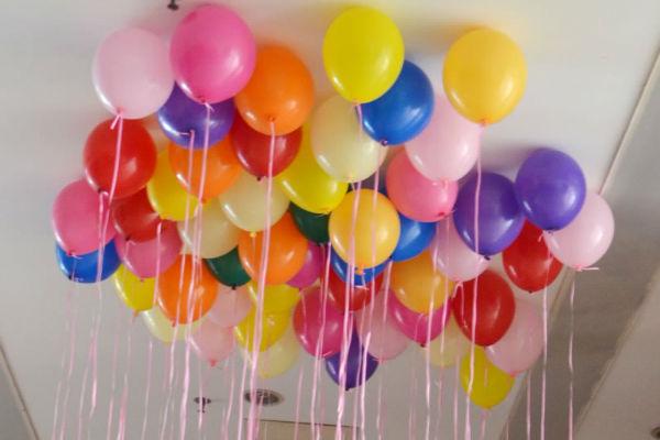 创意婚礼:气球主题婚礼就应该这么玩!