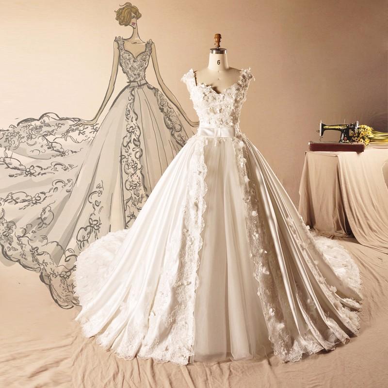 准新娘必知头纱佩戴的注意事项