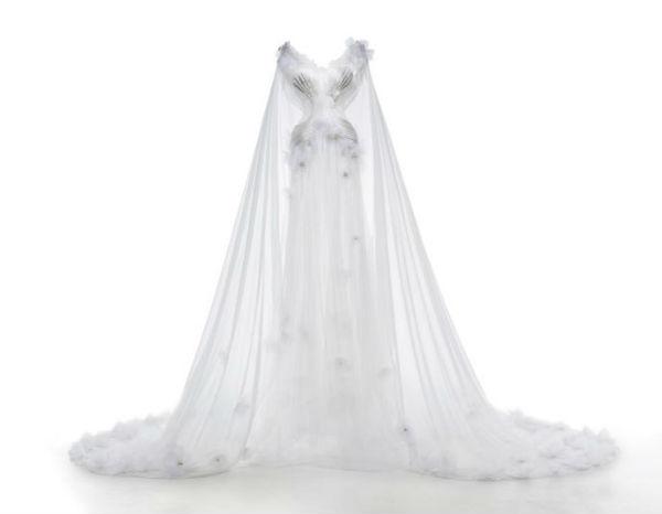 原来婚纱还能按星座选!12星座最爱婚纱大全•下篇