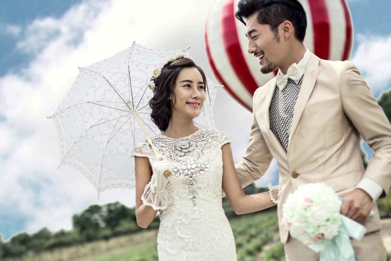 了解昆明婚纱摄影,拍出美丽婚纱照
