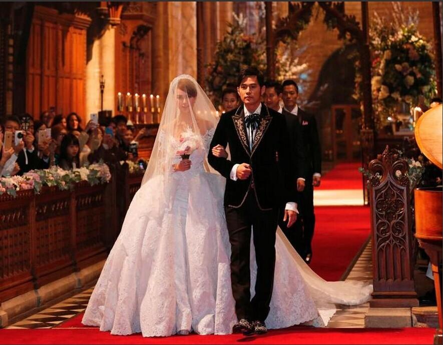 这种婚礼的创意你见过吗 另类婚礼创意